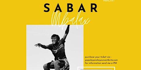 Sabar Mbalax Group Dance Class - Monday tickets