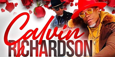 Calvin Richardson Live #ValentinesDayEdition tickets