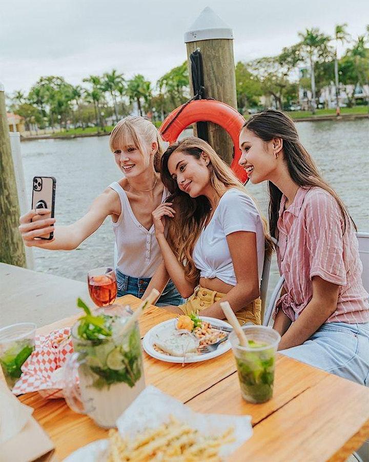 BEAT THE CLOCK Happy Hour, Thursdays at The Wharf Miami image