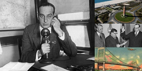 'Robert Moses, Part I: The Rise' Webinar tickets