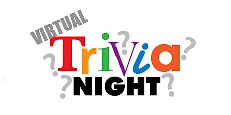Virtual Tuesday Trivia Night tickets