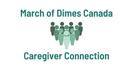 Caregiver Conversation - Goals for 2021 - Big and Small  - JAN 28 billets