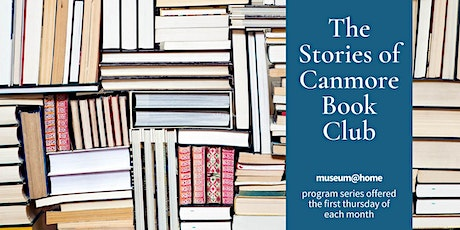 Stories of Canmore Book Club tickets