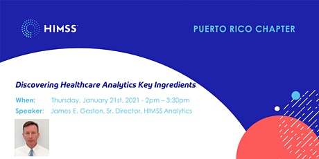 Discovering and Advancing the Key Ingredients of Healthcare Analytics tickets