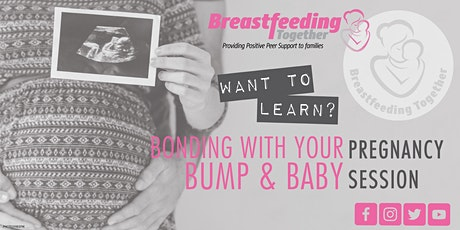 Bonding with your Bump and Baby Pregnancy Session tickets