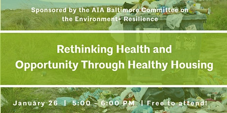 Rethinking Health and Opportunity through Healthy Housing tickets