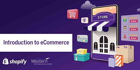 Introduction to eCommerce with Shopify tickets