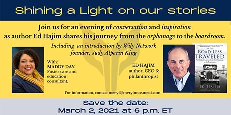 An Evening of Conversation and Inspiration With Ed Hajim tickets