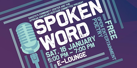 EAFB - Spoken Word tickets