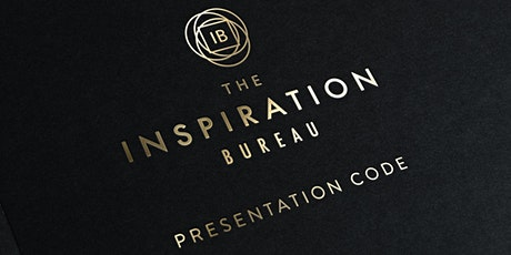 How to build a Powerful Presentation - The Presentation CODE workshop tickets