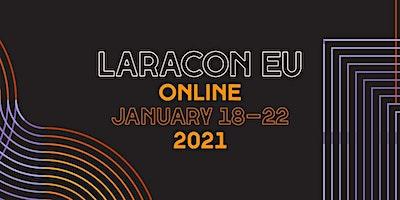 Algolia at Laracon EU Online