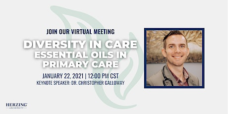 Diversity in Care | Essential Oils in Primary Care tickets