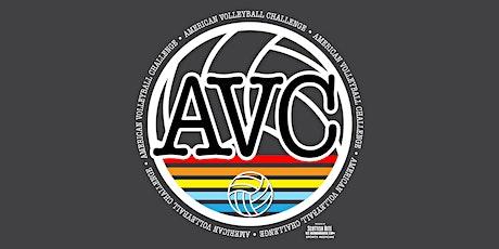 2021 AVC 11s - 17s tickets