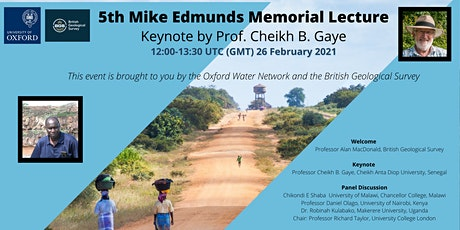 5th Mike Edmunds Memorial Lecture tickets