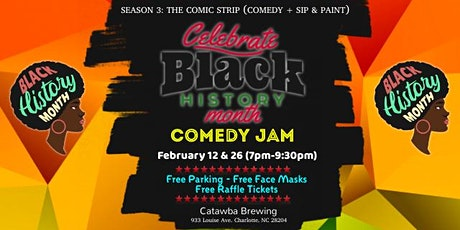 Black History Month Comedy Jam tickets