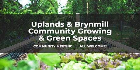 Community Growing Meeting for Uplands, Swansea tickets