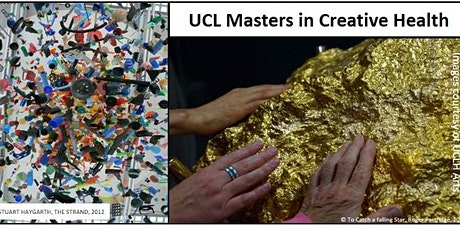 Launch of UCL's Masters in Creative Health tickets