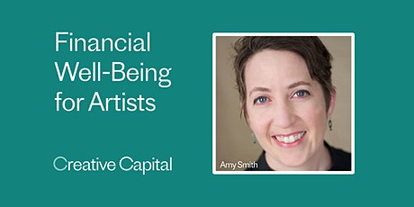 Financial Well-Being for Artists tickets
