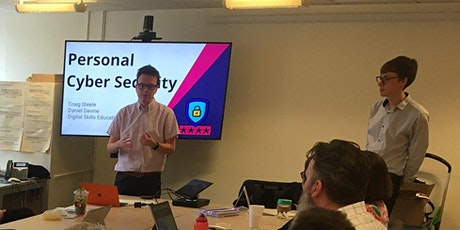 PCS ULF England: Personal Cyber Security (MS Teams) tickets