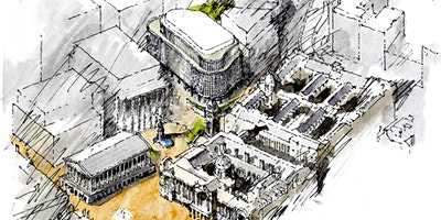 Designing New Civic Spaces, Eric Parry RA