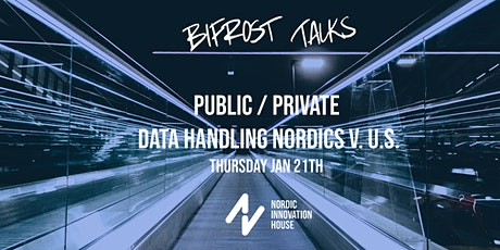 Bifrost Talks Mobility: Public / Private Data Handling Nordics v. U.S. tickets