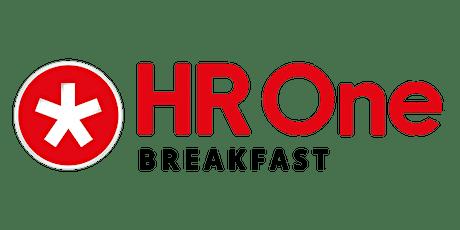 HR One Breakfast March 25th 2021 tickets