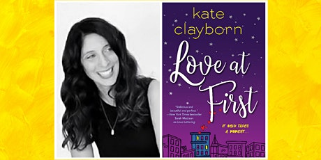 Author Kate Clayborn Virtual Event tickets