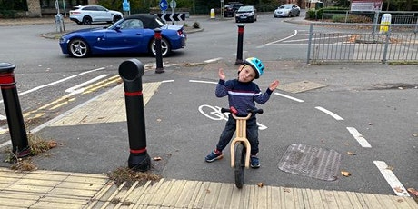 Switching Godalming to Active Travel - Online Presentation and Discussion tickets