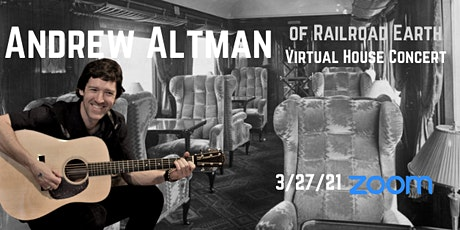 Andrew Altman's Virtual House Concert tickets