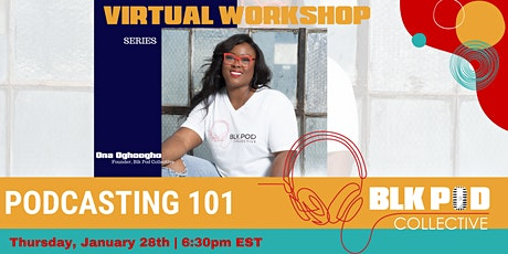 Podcasting 101 Workshop tickets