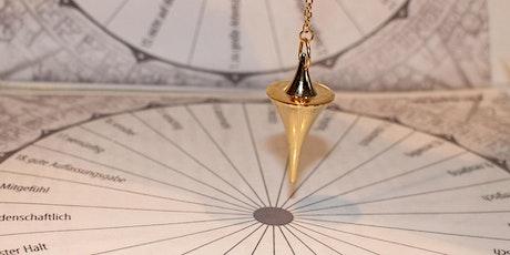 Il pendolo: utilizzo pratico quotidiano modulo 1 - biglietti