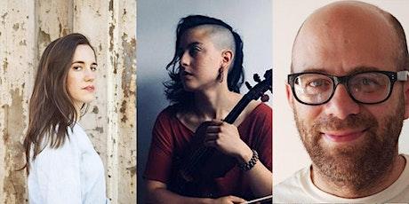 Zoom concert: Jean Rohe, Ximena Violante, Lorin Benedict tickets