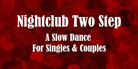 Nightclub Two Step (the Slow & Easy Partner Dance) tickets