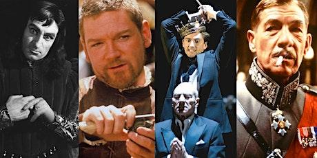 Los Villanos de Shakespeare (Taller online) tickets