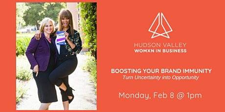 HVWiB Upping Your Brand Game tickets