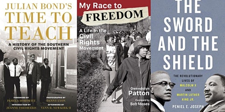 Civil Rights Legacies: Martin, Malcolm, Gwen, and Julian (CBFS) tickets