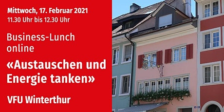 Business-Lunch online, Winterthur, 17.02.2021 Tickets