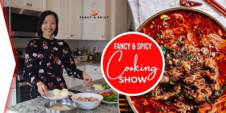 Fancy & Spicy Cooking Show tickets