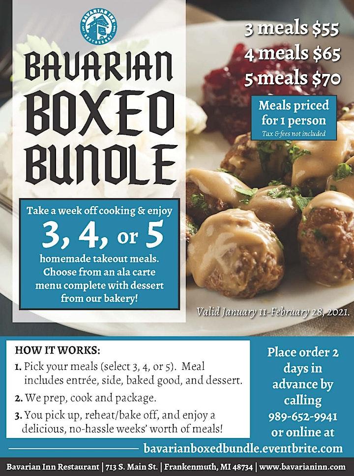 Bavarian Boxed Bundle image