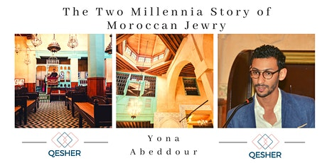 The Two Millennia Story of Moroccan Jewry tickets