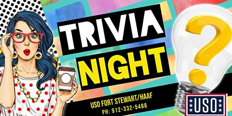 Friday Night Virtual Trivia tickets