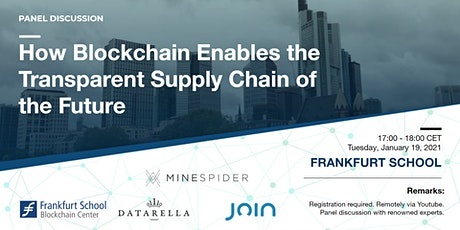 How Blockchain Enables the Transparent Supply Chain of the Future tickets