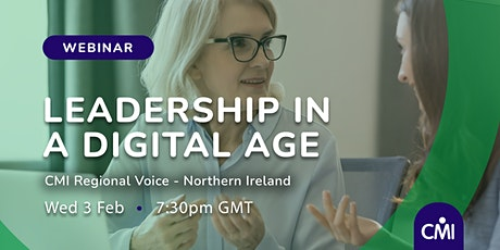 Leadership in a Digital Age tickets