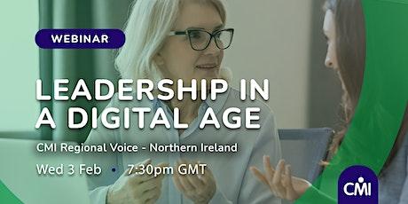 Leadership in a Digital Age tickets