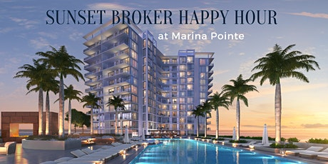 Sunset Broker Happy Hour at Marina Pointe tickets