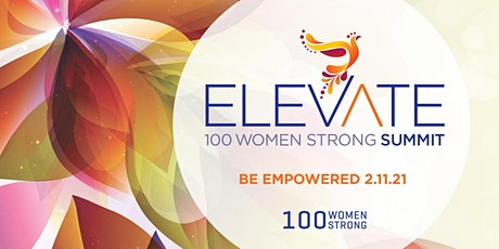 100 Women Strong Elevate Summit tickets