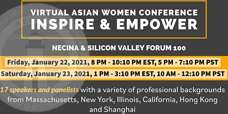 Asian Women's Conference - Inspire and Empower tickets
