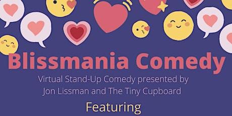 Blissmania Comedy tickets