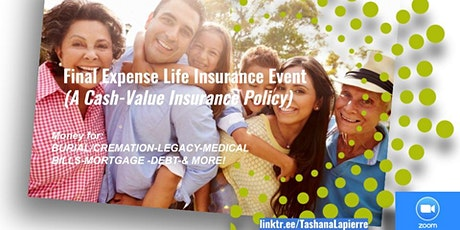 Final Expense Life Insurance tickets