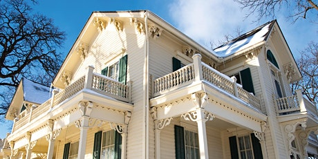 Tour the historic Jordan House Museum- Sundays at 1pm tickets